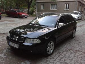 Audi - A4 - Avant | 7 Nov 2013