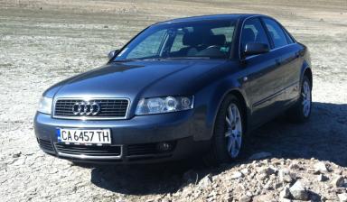 Audi - A4 - B6 8E 3.0 V6 ASN | 8.11.2013 г.