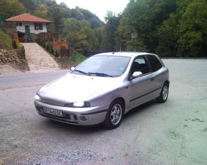 Fiat - Bravo - 1.9 JTD | 23 Jun 2013
