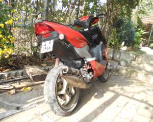 Yamaha - Aerox | 21 Nov 2013