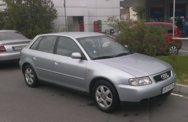 Audi - A3 - Audi - A3 (8L) - 1.6 i | 24.11.2013