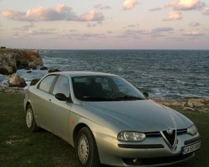 Alfa Romeo - Alfa 156 - 1.8ts | 23 Jun 2013