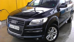 Audi - Q7 | 3 Dec 2013
