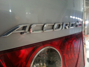 Honda - Accord - 2.4 Type S | 6.12.2013 г.