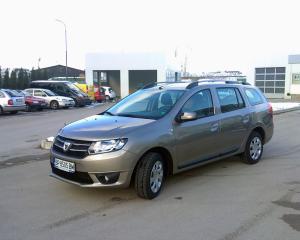 Dacia - Logan - MCV (E2 Laureate)1,5 dCi 90 | 8.12.2013 г.