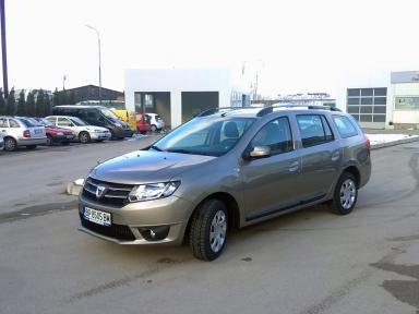 Dacia - Logan - MCV (E2 Laureate)1,5 dCi 90 | Dec 8, 2013
