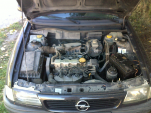 Opel - Astra - C14SE | 9 Dec 2013