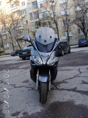 Piaggio - X9 - evolution | 13 Dec 2013