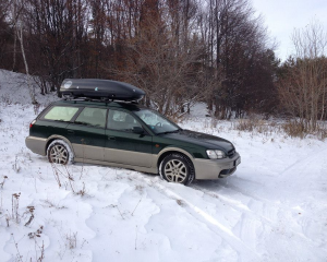 Subaru - OUTBACK - 2.5 | 22 Dec 2013