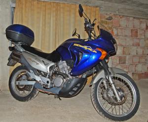 Honda - Transalp - XL650V | 22 Dec 2013