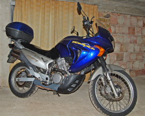 Honda - Transalp - XL650V | 22 Dec 2013