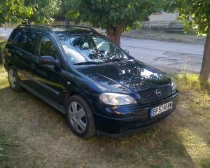 Opel - Astra - G   28 Dec 2013