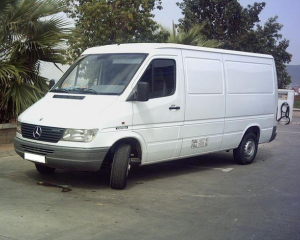 Mercedes-Benz - Sprinter - 308D | 23 Jun 2013