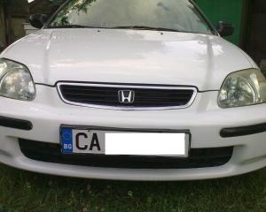 Honda - Civic - Vtec   28 Dec 2013