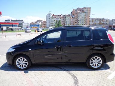 Mazda - 5 - 2.0L MZR-CD (RF)   8.01.2014 г.
