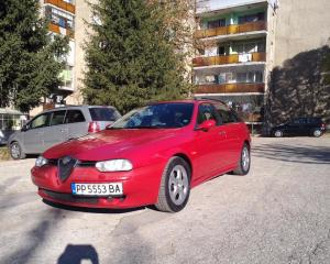 Alfa Romeo - Alfa 156 - 2.4JTD-150hp-Sportwagon | 8 Jan 2014