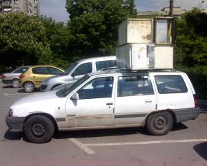 Opel - Kadett - 17D | 10.01.2014 г.