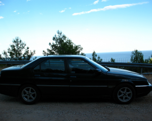 Alfa Romeo - Alfa 164 - Super T. Spark | 23 Jun 2013