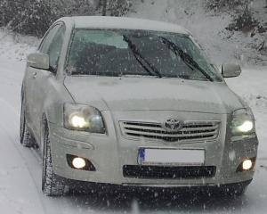 Toyota - Avensis - 2.2 D-4D | 16 Jan 2014