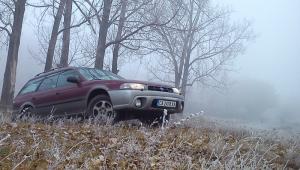 Subaru - OUTBACK | 17 Jan 2014