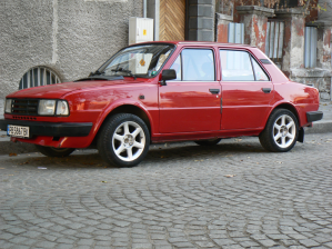 Škoda - 120 - 135 LS | Jun 23, 2013