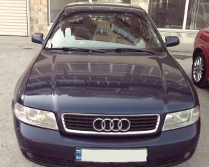 Audi - A4 - 1.9TDI | 2 Feb 2014