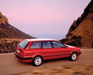 Audi - 80 - Avant Quattro | Feb 3, 2014