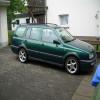 Volkswagen Golf 3 Variant 2e