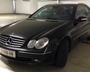 Mercedes-Benz - CLK-Klasse - 270 CDI   8 Feb 2014