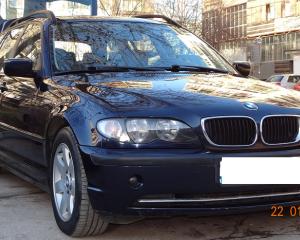 BMW - 3er - E46 320d | 10 Feb 2014