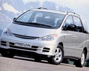 Toyota - Previa | 17 Feb 2014