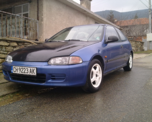 Honda - Civic - D13B2 | 21.02.2014
