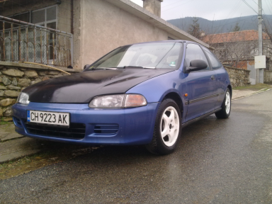 Honda - Civic - D13B2 | 21 feb. 2014