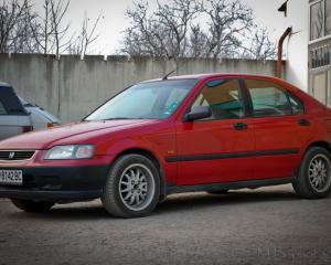 Honda - Civic - 1.4 i | 22 Feb 2014