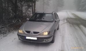 Renault - Megane - 1.6i 16v  | 3 Mar 2014