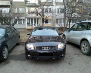 Audi - A3 - 8P   5 Mar 2014