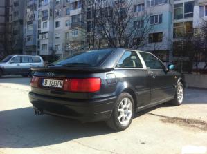 Audi - Coupé - 2.0 16v    23 Jun 2013