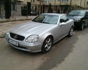 Mercedes-Benz - SLK-Klasse - 200 Kompressor | 11 Mar 2014