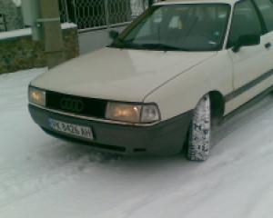 Audi - 80 - 1.6 Б3 RN | 23 Jun 2013