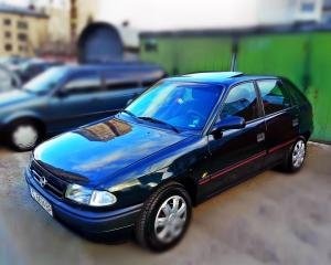 Opel - Astra - 1.8 i 16v 125 h.p.   25 Mar 2014