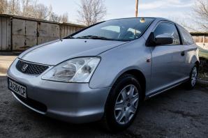 Honda - Civic - 1.4 iS D14Z6 | 30 Mar 2014