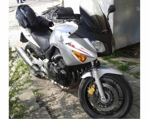 Honda - cbf - 600 S | 31.03.2014 г.