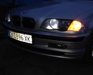 BMW - 3er - e46 320i   1 Apr 2014