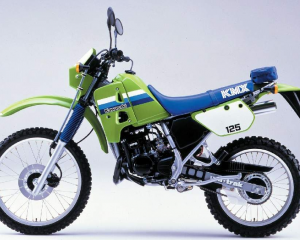 Kawasaki - Kmx | 10 Apr 2014