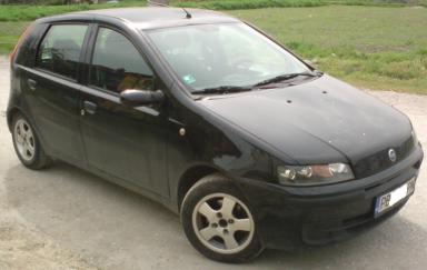 Fiat - Punto - 1,9JTD   12.04.2014 г.
