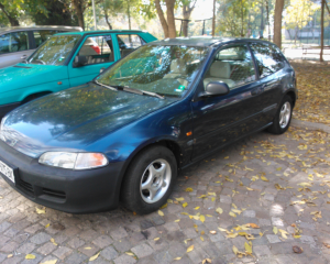 Honda - Civic - 5 gen | 12 Apr 2014