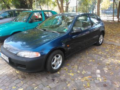 Honda - Civic - 5 gen | 12 Apr 2014