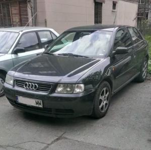 Audi - A3 - 1.9TDI | 13 Apr 2014