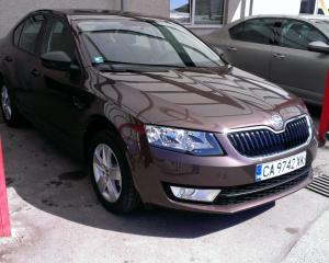 Škoda - Octavia - 1.4TSI | 15 Apr 2014