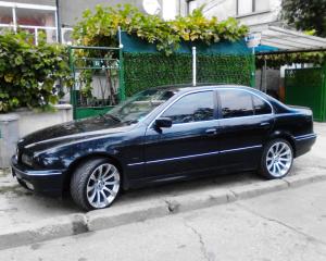 BMW - 5er - e39 520IA 98   16 Apr 2014